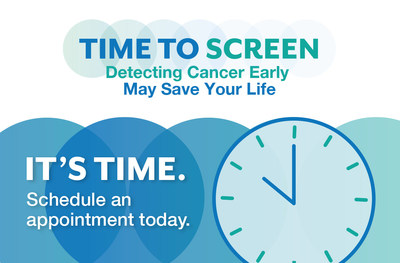 """The """"Time to Screen"""" campaign provides assistance and educational resources to consumers, including a toll-free hotline and website featuring information on the importance of screening and support for finding local screening locations. This multi-faceted public education and engagement campaign works with local oncology practices, other medical professionals, employers and health care purchasers to amplify the campaign's message in communities across the nation."""