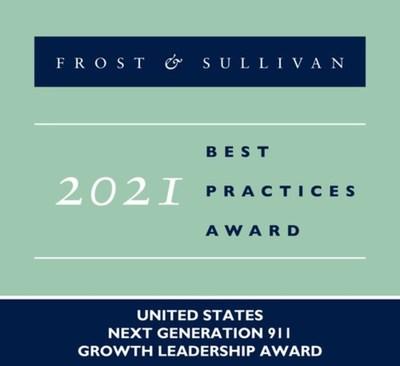2021 United States Next Generation 911 Growth Leadership Award