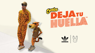 CHEETOS AND BAD BUNNY DROP EXCLUSIVE ADIDAS FASHION COLLECTION, INVITING FANS TO DEJA TU HUELLA (LEAVE YOUR MARK)