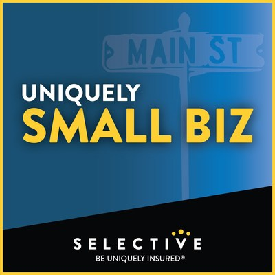 Uniquely Small Biz features unique stories from small business owners about their successes, challenges, and everything in-between. Episodes are available now on all major platforms, including Apple Podcasts, Spotify, and Google Play.
