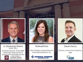 General Silveria, Nicola Johnson, and Steven Francis Join National Defense University Foundation Board of Directors