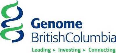 Genome British Columbia Logo (CNW Group/Genome British Columbia)