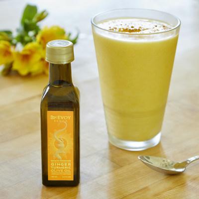 McEvoy Ranch Estate-Produced Ginger Turmeric Olive Oil