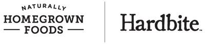 Naturally Homegrown Foods | Hardbite Logo (CNW Group/Naturally Homegrown Foods Ltd.)