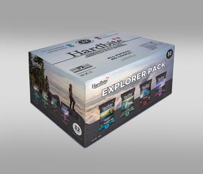 Hardbite Explorer Pack Photo (CNW Group/Naturally Homegrown Foods Ltd.)