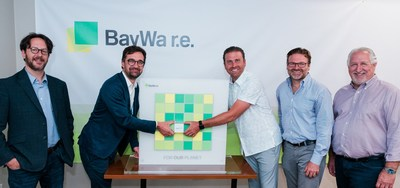 BayWa r.e. announced today the formal launch of BayWa r.e. Power Solutions Inc., the new brand identity for the former Enable Energy Inc.