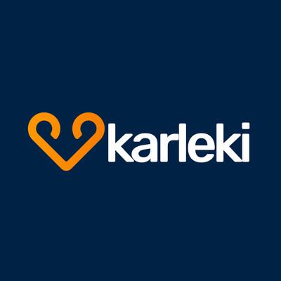Karleki Blue Logo