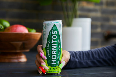 Hornitos® Tequila Seltzer and Chaun Legend Share Simple Tips to Keep Nails Fresh and Cans Cracking All Summer Long
