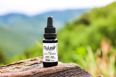 New Multicannabinoid from NuLeaf Naturals
