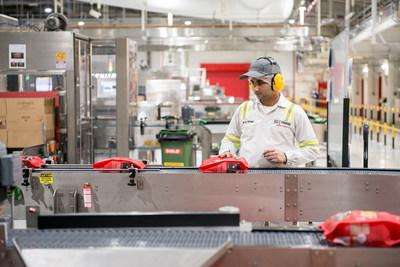 Schneider Electric implements predictive maintenance for Nestlé's Dubai South factory (CNW Group/Schneider Electric Canada Inc.)