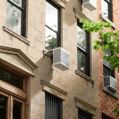 Gradient will replace the conventional home window AC with a more efficient, space-saving, better-designed solution that keeps homes cool with advanced heat pump technology and a climate-friendly refrigerant.