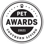 Southern Living Reveals Winners of Pet Awards 2021...