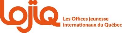 Logo de LOJIQ (Groupe CNW/Les Offices jeunesse internationaux du Québec)