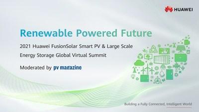 (PRNewsfoto/Huawei Digital Power)