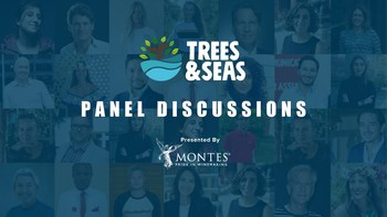Trees & Seas Talk es gratis y está abierto al registro.