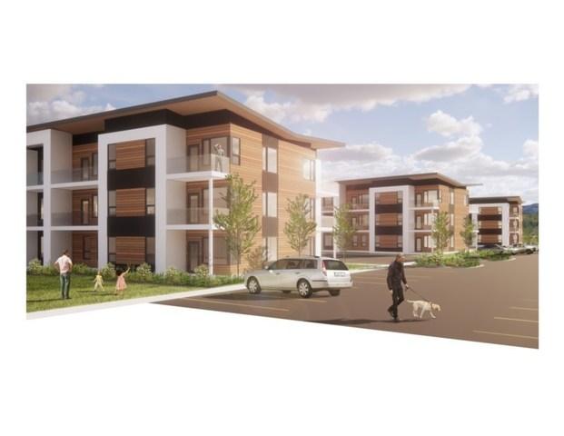 Projet Boreal Commons au 11 Tarahne Way (Groupe CNW/Société canadienne d'hypothèques et de logement)