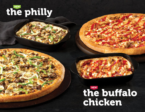 Marco's Pizza - The Philly and The Buffalo Chicken