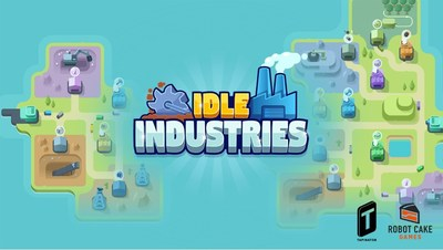 Idle Industries Mobile Game