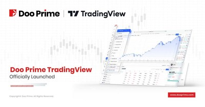 The Doo Prime TradingView trading terminal integrates analysis and trading functions, which will undoubtedly facilitate users to get ahead of others on the trading road.