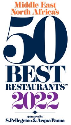 MENA 50 Best Restaurants 2022 Logo