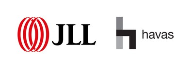 JLL and Havas logos