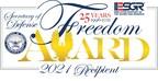 Associated Bank named 2021 Secretary of Defense Employer Support Freedom Award Recipient