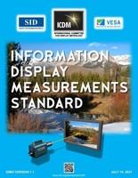 SID Unveils Information Display Measurements Standard Update...