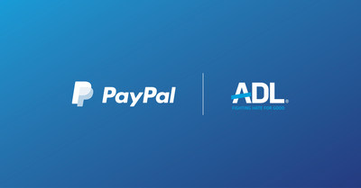 PayPal Partners with ADL to Fight Extremism and Protect Marginalized Communities