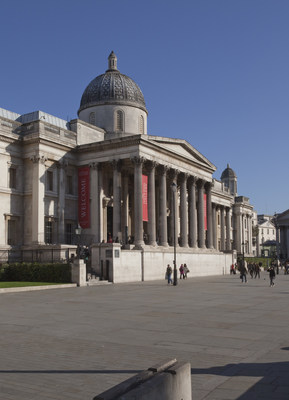 ILLYCAFFÈ PARTNERS WITH THE NATIONAL GALLERY