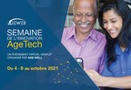 La Semaine de l'innovation AgeTech : annonce de l'événement virtuel