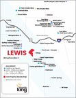 Nevada King Prepares for Drilling at Lewis Gold Project