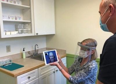 Trillium Health Partners devient le premier hôpital au Canada à lancer Voyce (Groupe CNW/Voyce)