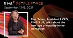 TIME'S UP CEO Tina Tchen Joins TriNet PeopleForce Roster of...