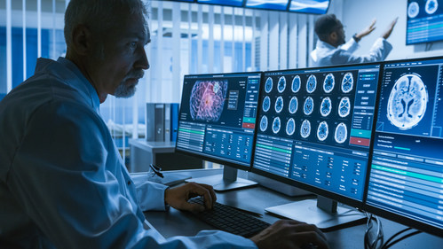 Global Medical Imaging & Informatics Market Thrives with AI and Cloud as Healthcare Sector Focuses on Quadruple Aim (PRNewsfoto/Frost & Sullivan)