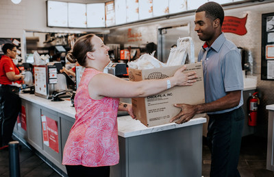 Chick-fil-A restaurant Operators have donated more than 10 million meals to those in need through the Chick-fil-A Shared Table program.