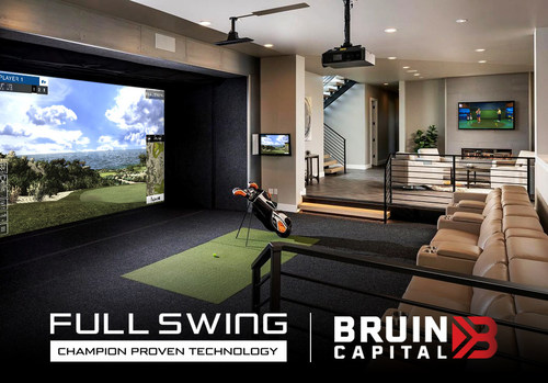 Bruin Capital, an international investment and operating company founded by George Pyne, acquires controlling interest in Full Swing, the industry's largest producer of multi-sport simulators for commercial, residential, and entertainment venues.