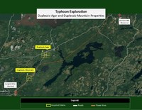 Typhoon acquires two properties from Breakwater Resources