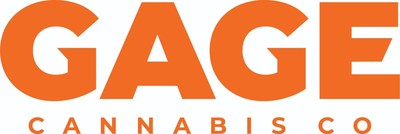 Gage Cannabis Co. Logo (CNW Group/Gage Growth Corp.)