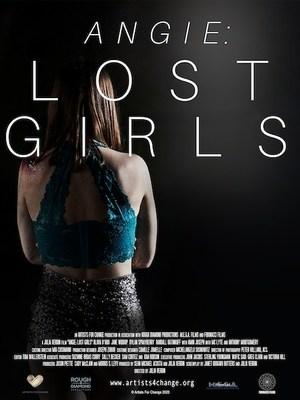 Angie: Lost Girls, première affiche du film.