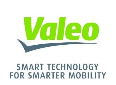 Valeo Company Logo - Smart Technology for Smarter Mobility