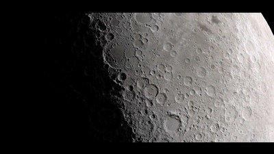 """Pimptronot Moon Image NFT Gallery drop """"The Museum of Earthly Delights"""""""