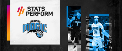 The Orlando Magic Extend Deal with Stats Perform for the Use of AutoStats Computer Vision Technology Powering Deeper Insights for Recruitment and the NBA Draft