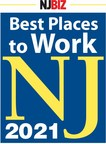 Sharp Recognized as a Best Place to Work in New Jersey 2021 by NJBIZ