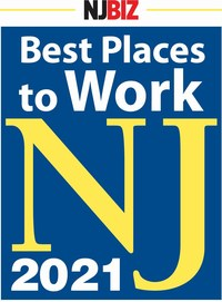 Sharp was Recognized as a Best Place to Work in New Jersey 2021 by NJBIZ