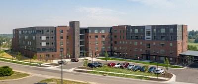 Alameda View Apartments in Aurora, Colorado.