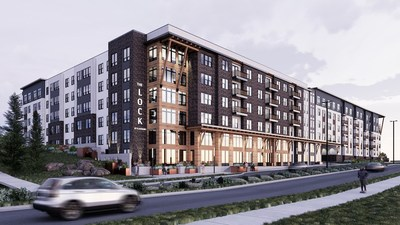 Titan Development and Pivot Development, leading real estate development and investment firms, have formed a joint venture to close on a new $80 million multifamily development in the Interlocken Technology Park within the MidCities District of Broomfield, Colorado, a suburb of Denver.