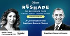"""RESHAPE powered by Insider announces """"A Conversation with..."""