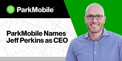ParkMobile announced today that its Board of Directors has appointed Jeff Perkins as the company's CEO. Perkins will succeed Jon Ziglar, who has been CEO since 2015.  Perkins joined ParkMobile in 2017 as Chief Marketing Officer and has helped the company grow from 8 million to over 25 million users and vastly expand its product capabilities.