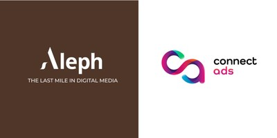 Aleph Holding Acquires Majority Stake in Connect Ads