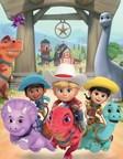 Boat Rocker's Hit Preschool Series 'Dino Ranch' Renewed for Second Season at Disney